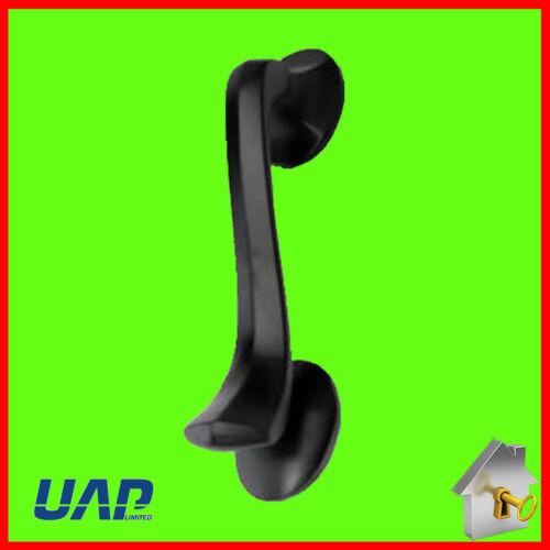 UAP DOOR KNOCKER SCROLL STYLE uPVC VICTORIAN STYLE LEVER PVC HEAVY DUTY