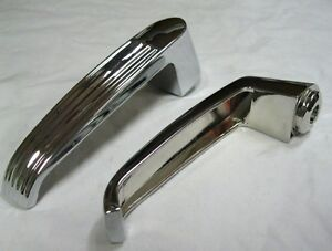 Image Is Loading 1953 1954 1955 Ford Pickup Truck Interior Door