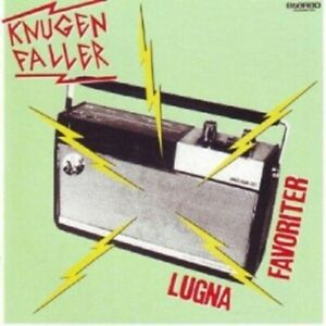 Knugen-Faller-Lunga-Favoriter-CD-12-Tracks-Alternative-New
