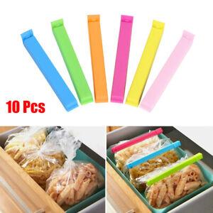 Plastic-Food-Snack-Bag-Clip-Sealing-Clamp-Sealer-Closer-Kitchen-Storage-Tool-New