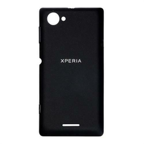 quality design 0cff2 34ae1 Genuine Original Battery Back Cover for Sony Xperia L C2104 C2105 Black