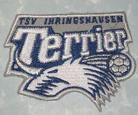 Tsv-ihringshausen Terrier Patch - Germany Football - Soccer