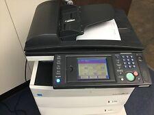 Konica Minolta Bizhub 25 PCL MFP Laser Printer Scan Fax Copier