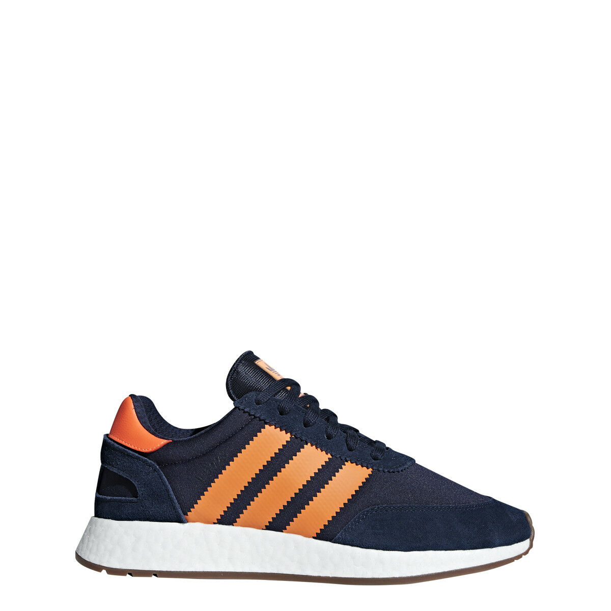 Adidas Mens I-5923 Navy orange Gum - B37919
