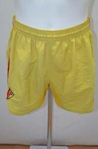 UMBRO-RC-LENS-SHORT-SHORTS-FOOT-FOOTBALL-46-T46-XL-JAUNE