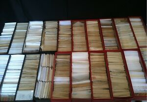 HUGE-Collection-of-Worldwide-Stamps-1800s-1900s-150-STAMPS-50-MINT