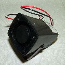 12V dc High Power Fast Pulse Two Tone Piezo Siren Alarm (011)