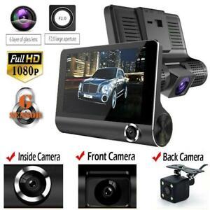 4-034-HD-1080P-Dual-Lens-Rearview-Car-DVR-Camera-Video-Recorder-Dash-Cam
