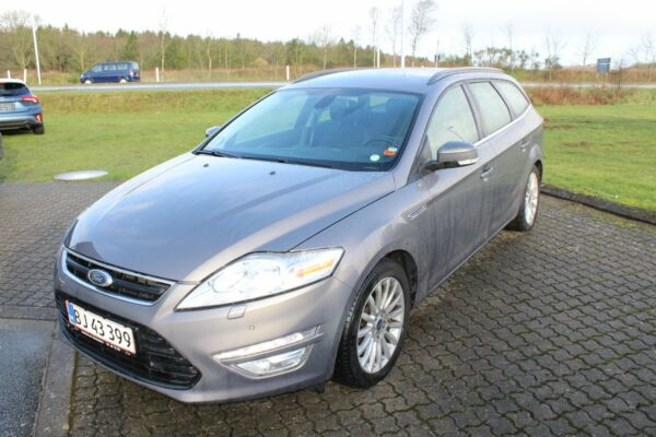Ford Mondeo 2,0 TDCi 140 Collection stc. - billede 5