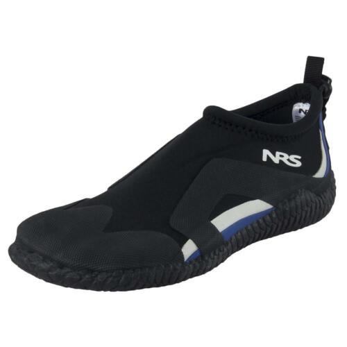 Black//Blue NRS Men/'s Kicker Remix Wetshoe 14