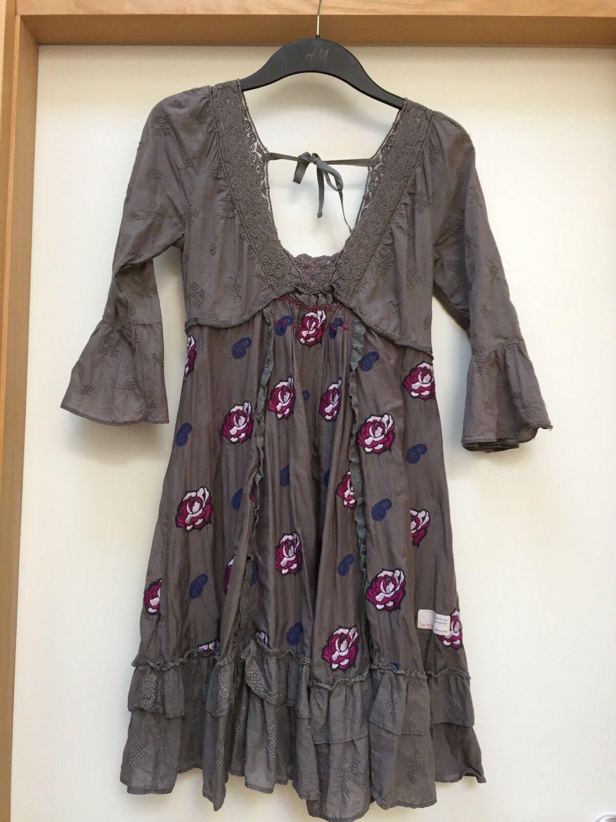 Odd Molly  Gr 1 Kleid Tunika Seide