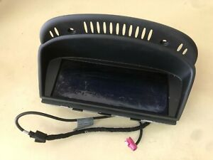BMW Navigationssystem CIC Monitor 65829211969 9211969 E90 E91 E60 E61