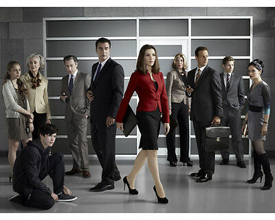 Good Wife, The [Cast] (51675) 10x8 Photo