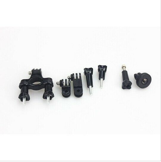 GoPro Accessories Bike Handlebar Adapter for Gopro 2 3 4 3+ xiaomi yi F05738-C