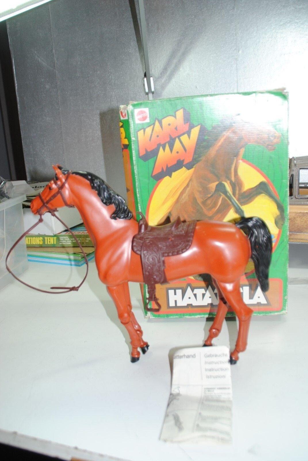Big jim, karl may  hatatitla  pferd umzingelt