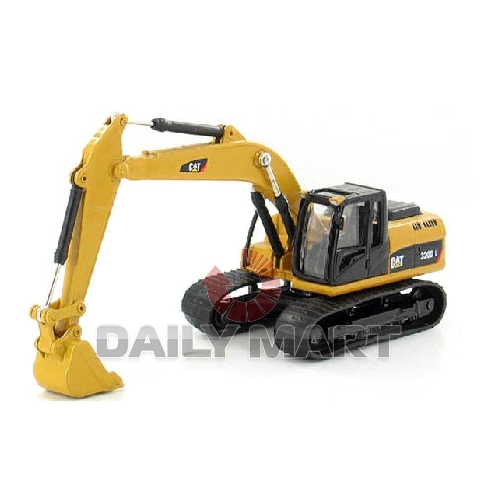 1 87 Norscot CAT Caterpillar 320D L Hydraulic Excavator Die Cast