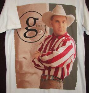 Vintage-1997-Garth-Brooks-Concert-T-Shirt-Size-M-38-40-Never-Worn-or-Washed