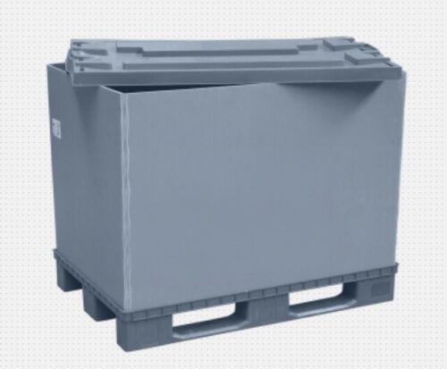 Palettenboxen EuroBox Faltbox Container Lagerbox PP Industriebox GLT Palletbox