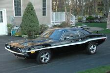 1973 Dodge Challenger Vinyl top