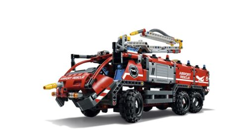 LEGO® 42068 Flughafen-Löschfahrzeug/_ Airport Rescue Vehicle box cond B-C 2ndC
