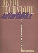 (C2)REVUE TECHNIQUE AUTOMOBILE DODGE 4X4 (1947)
