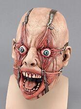 NUOVA linea uomo paura Horror Spaventoso Terrificante adulto Occhi Maschera Per Halloween Festa