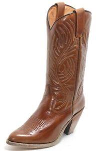 227 Westernstiefel Cowboystiefel Line Dance Catalan Style Leder 3389 Frausa 36