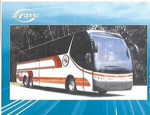 Details about MERCEDES BENZ AYATS ATLAS PLUS COACH BUS SALES'  BROCHURE'/SHEET 2009