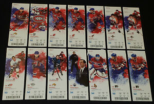2010-11-MONTREAL-CANADIENS-NHL-PLAYERS-PHOTO-COMPLETE-UNUSED-TICKETS-14