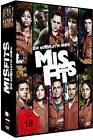 Misfits - Die komplette Serie (2015)