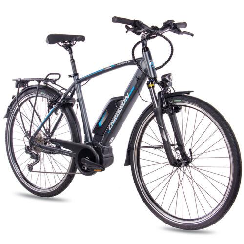 28 Zoll E-Citybike Herrenrad CHRISSON E-ROUNDER Shimano BOSCH Active gebraucht