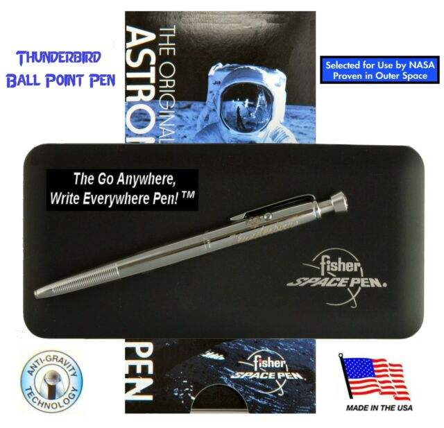 Fisher Space Pen #T7 / Aviation Series Thunderbird Ball Point Pen