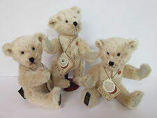 Boyds 50004 Teddy B. Bear COLLECTOR'S EDITION Mohair PRISTINE Brand New Mint!