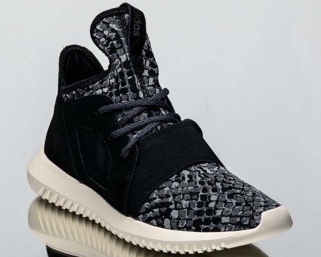 NEW WOMENS ADIDAS TUBULAR DEFIANT SNEAKERS BB5122-SHOES-SIZE 7,8.5