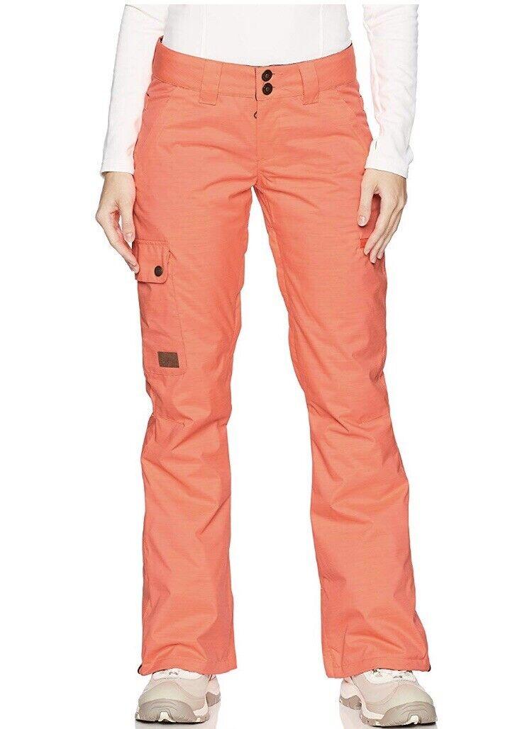 DC Women's Recruit 10k Water Proff Tailored Fit Snowboard Pants   limit buy