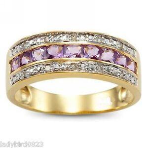 Ring-Gr-62-58-Fingerring-Gold-gefuellt-Herrenring-Siegelring-Goldring-Damenring