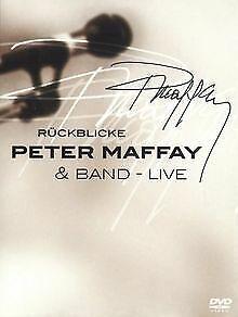 Peter-Maffay-Rueckblicke-Live-039-84-039-91-3-DVDs-DVD-Zustand-gut