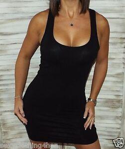 Scoop Neck Tank Dress