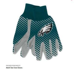 Philadelphia-Eagles-Logo-Handschuhe-Utility-Gloves-NFL-Football-NEU