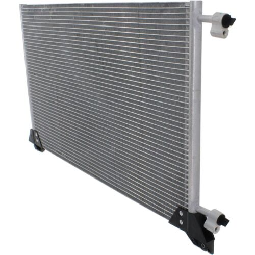 A//C Condenser For Avalanche 07-13 Factory Finish Aluminum