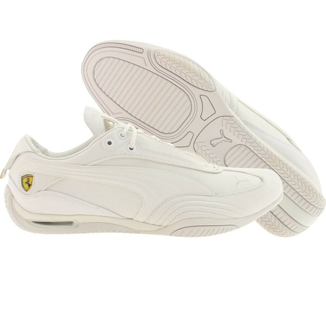 Puma Racing Ferrari Trainer (white) 302782-02