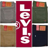 New Levi's Men's 514 Straight Fit Heavyweight Jeans NWT 30 32 34 36 38 40 33 x