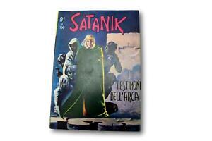 SATANIK-ORIGINALE-EDIZIONI-CORNO-N-91-SK-091