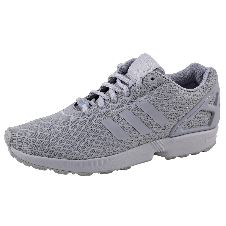 Adidas Mens ZX Flux Techfit  Running scarpe AF6399 CLEAR SUPJAU  promozioni eccitanti