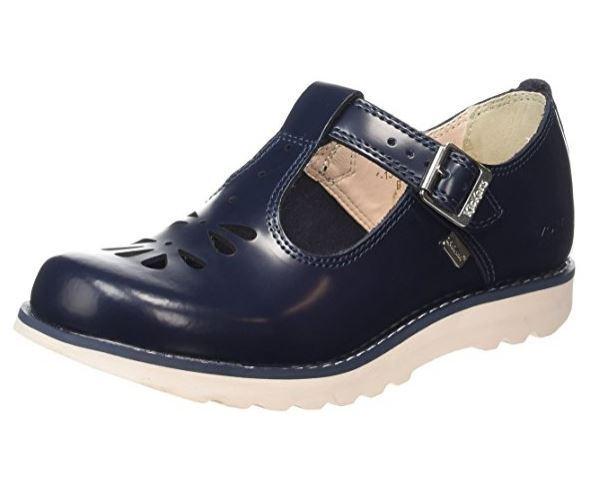 Kickers T Suma Ladies Shoe - Blue