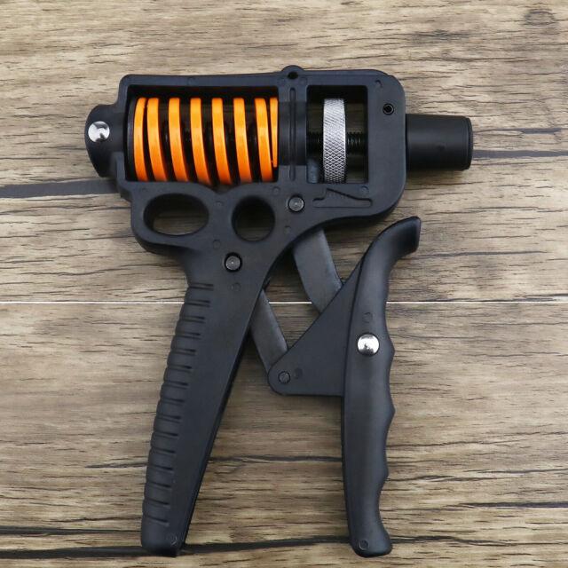 2x Handexpander Handtrainer Fingerhantel Unterarmtrainer verstellbar 10 bis 40kg