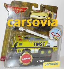 RYKER TMST Deluxe Planes 2 Disney Fire & Rescue Truck diecast autos Cars Mattel