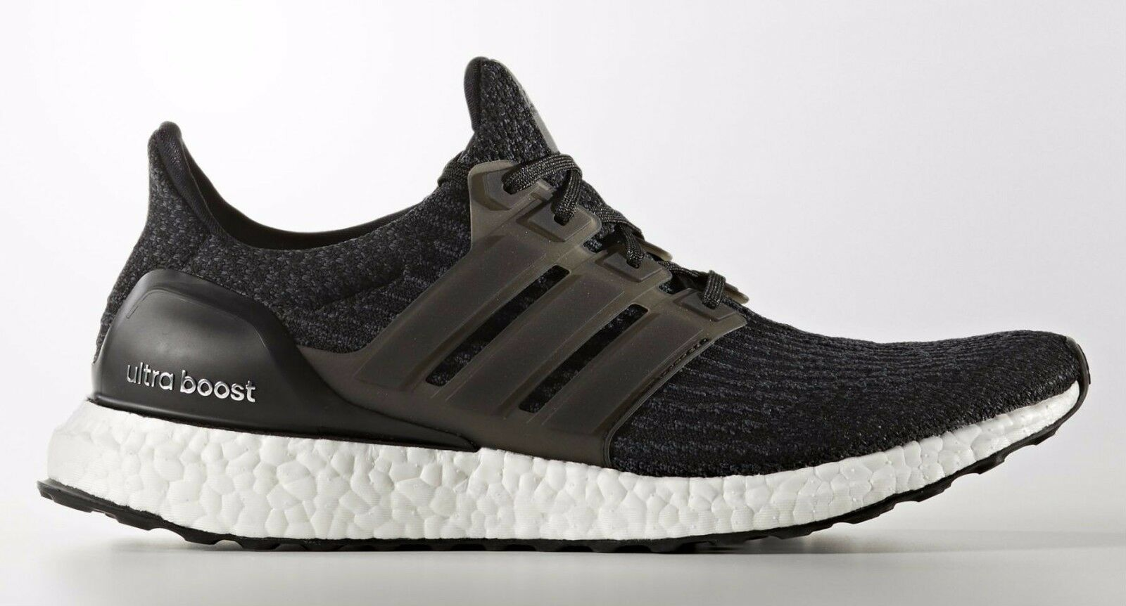 NEW Adidas Ultra Boost 3.0 Reflective Black BA8842 LIMITED all sizes
