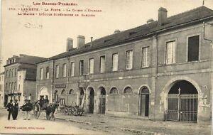 CPA Les Basses-Pyrenées Lembeye - La Porte La Caisse d'Eparone (171663)