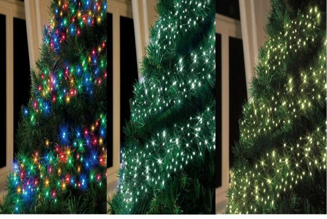Led Multi Action Cer Christmas Xmas Indoor Outdoor Lights